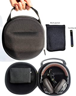 Over-Ear Headphone Case Storage Bag Pouch for Plantronics BackBeat PRO 2,Audio-Technica ATH-M50x,Sennheiser HD 4.40 BT, NO Smell(1 CASE ONLY)