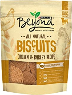 Purina Beyond Natural Grain Free Biscuits Dog Snacks