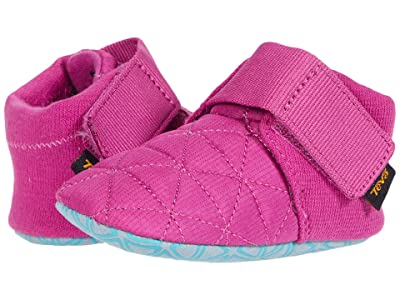 Teva Kids Ember Moc (Infant/Toddler) (Festival Fuchsia) Kid