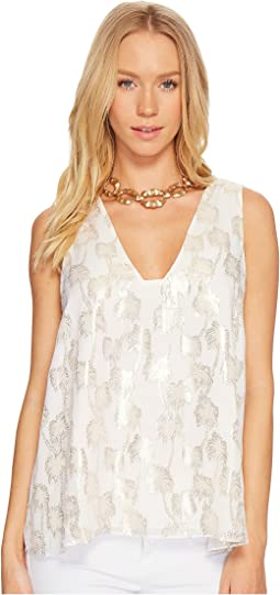 Lilly Pulitzer - Owen Silk Clip Top