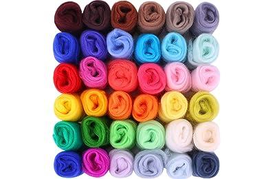 Best wool rovings for felting