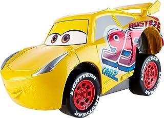 Cars 3- Vehículo a todo gas Rust-Eze Cruz Ramírez, coche de juguete, Multicolor (Mattel FMH51) , color/modelo surtido