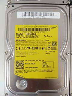 HD Interno Samsung 160 gb RPM 7200 Sata Modelo HD161GJ