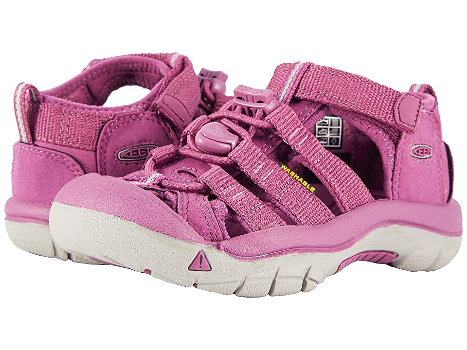 Keen Kids Newport H2 (Toddler/Little Kid) (Grape Kiss) Girls Shoes