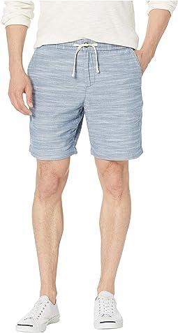 6a40b0e38b Mens towncraft elastic waist shorts | Shipped Free at Zappos