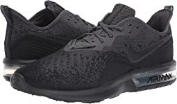 1d9d449f5 Black Black Anthracite. 300. Nike. Air Max Sequent 4