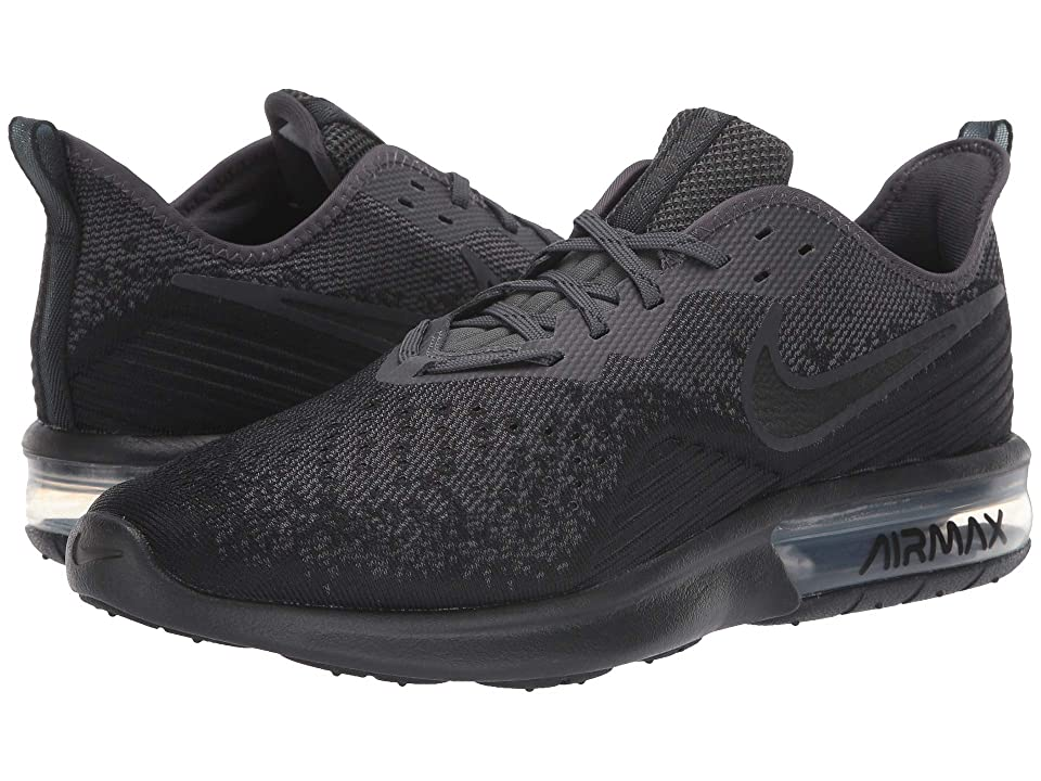 Nike Air Max Sequent 4 (Black/Black/Anthracite) Men