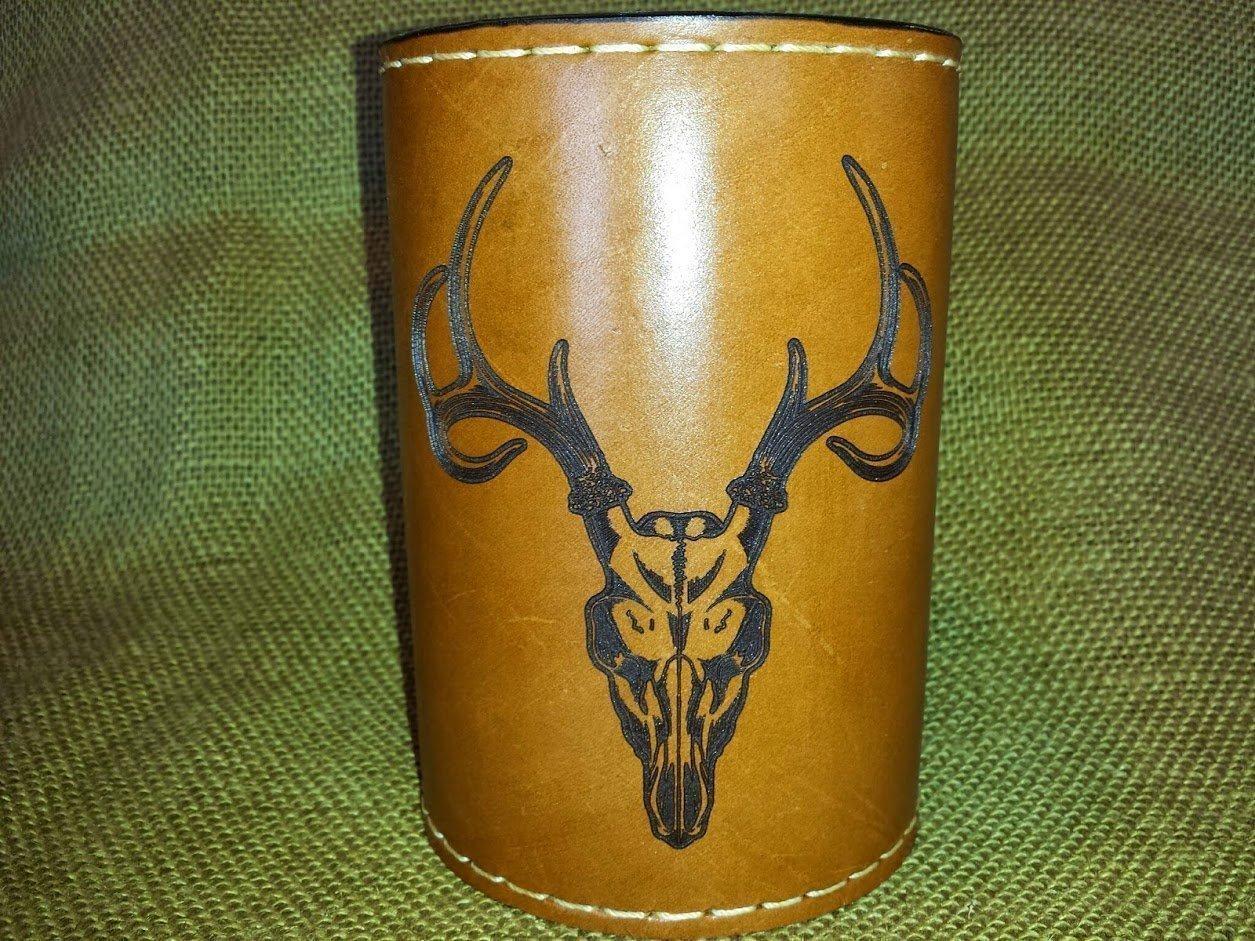 Leather Ranking TOP19 mug European skull Memphis Mall Tankard Stein