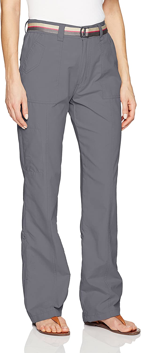 Pacific Trail Pants Roll Up Cuff