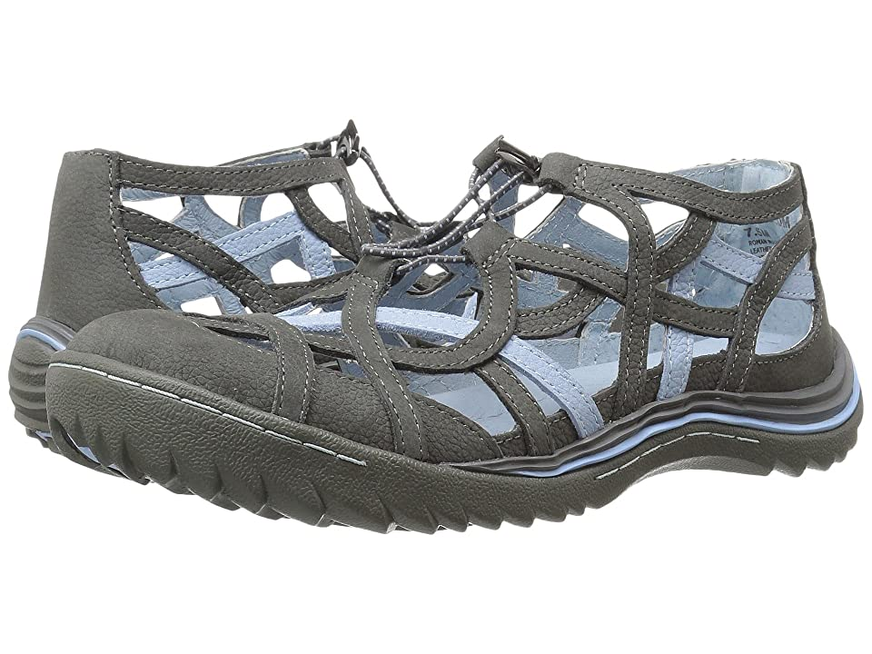 Jambu Roman (Charcoal/Blue Bell) Women