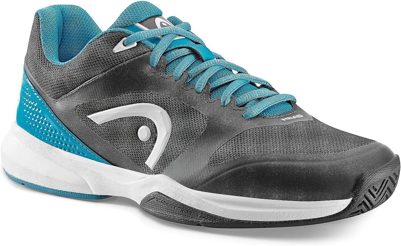 HEAD Revolt Team 2.0 Men's Tennis shoes Black bluee