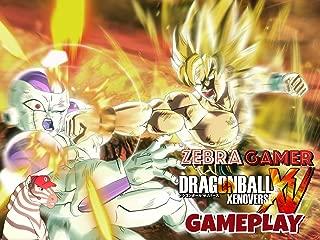 Clip: Dragon Ball Xenoverse Gameplay - Zebra Gamer