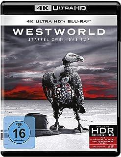Westworld - Die komplette 2. Staffel - Repack (3 Blu-rays 4K