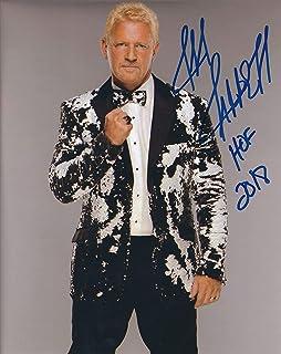 Autographed Jeff Jarrett WWE 8x10 Photo with COA