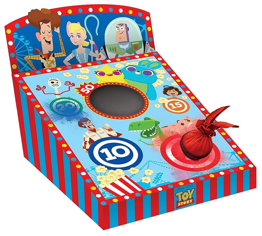Disney Pixar Toy Story 4 Carnival Chalk Activity Games