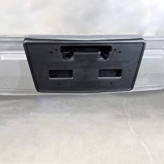 Red Hound Auto Front License Plate Bumper Mounting Bracket Compatible with Chevrolet Silverado 1500 2014-2015 Includes Screws and Mounting Hardware