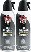 Dust-Off Disposable Compressed Gas Duster, 10 oz Cans, 2 Pack
