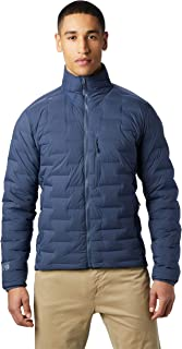 Mountain Hardwear Super/DS Men's Insulated Jacket for Hiking, Camping, Climbing and Everyday