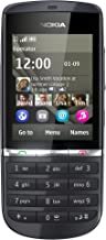 NOKIA ASHA 300 UNLOCEKD GSM 850/900 / 1800/1900 Graphite, International Version