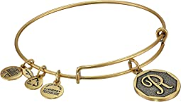 Alex and Ani Initial R Charm Bangle