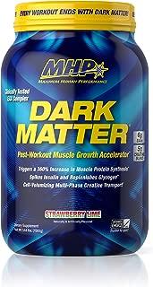 dark matter recovery drink
