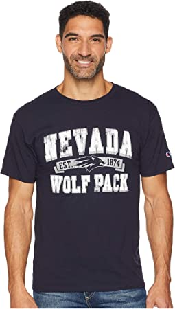 Nevada Wolf Pack Jersey Tee
