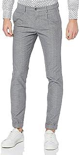 Tommy Hilfiger Bleecker Brushed Herringbone Pantalones para Hombre