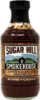 Sugar Hill Smokehouse, Sweet & Tangy Bbq Sauce, 16 oz