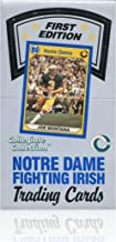 Best collegiate collection notre dame trading cards Reviews