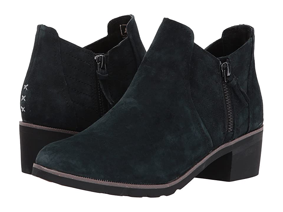 Reef Voyage Boot Low (Black/Black) Women