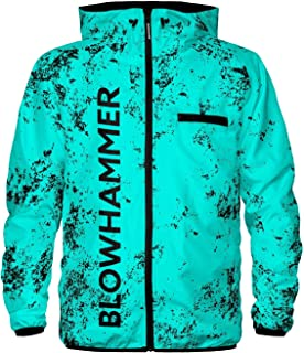 Blowhammer Giacca Leggera Impermeabile Uomo - Crow Mad Colors