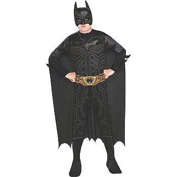 Batman - Disfraz Forzudo para niño, talla S (3-5 años) (882006 ...