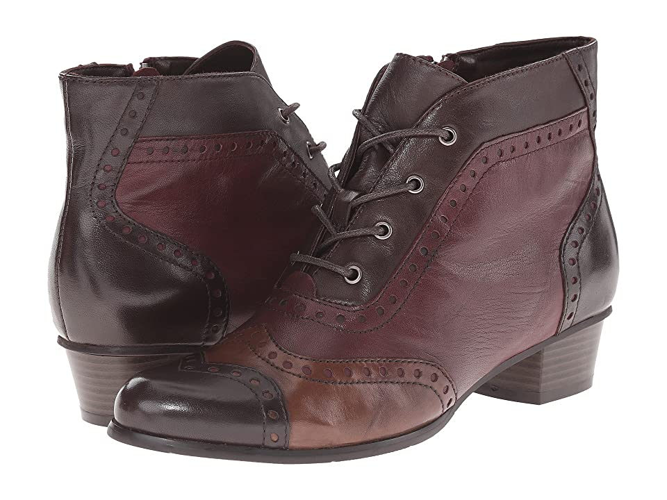 Steampunk Boots & Shoes, Heels & Flats Spring Step Heroic Brown Womens Shoes $179.99 AT vintagedancer.com