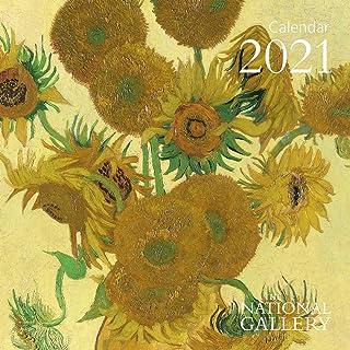 National Gallery - Impressionists Mini Wall calendar 2021 (Art Calendar)