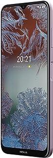 NOKIA G10 Dual SIM, 64GB, 4GB RAM, 4G LTE, Dusk Purple