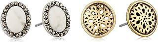 Lucky Brand Womens Stud Earrings Set