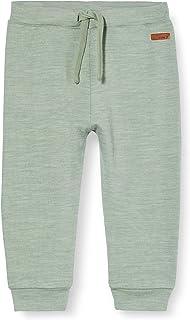 NAME IT Nmmwesso Wool Swe Pant Noos XX Pantalones para Niños