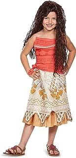 Disney Moana Girls' Costume