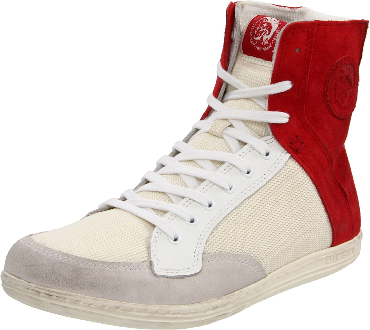Diesel Be super welcome Max 79% OFF Men's Guliver High-Top Sneaker
