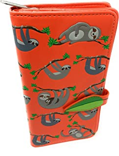 Women's Sloth Wallet