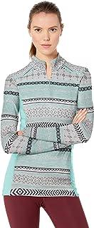 Helly Hansen Women's Mid Graphic 1/2 Zip Sweatshirt