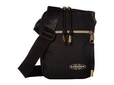 EASTPAK The One (Goldout Black/Gold) Cross Body Handbags