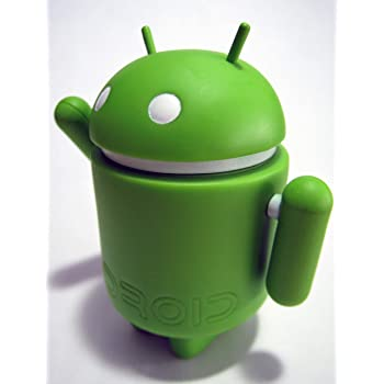 """Android[ドロイド君] マスコットフィギュア  """"Android mini collectibles series """" スタンダードエディション"""