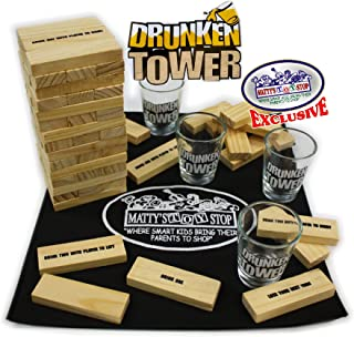 Best tipsy tower drinking game Reviews