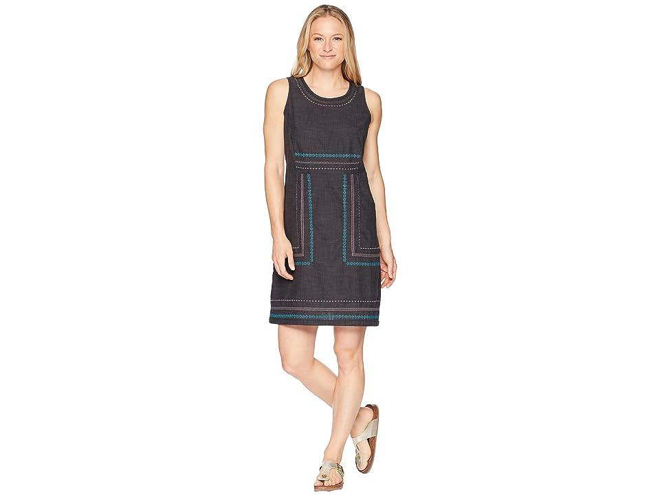 Aventura Clothing Haskell Dress (Black) Women