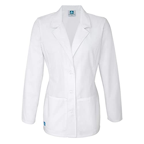 Image result for white nurse coat