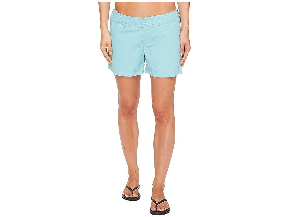 Columbia Compass Ridge Shorts 4 (Iceberg) Women