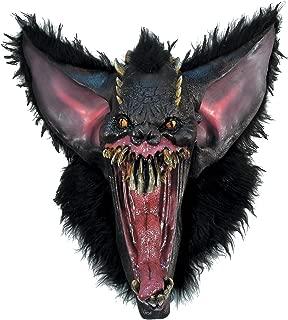 Rubie's Costume Co Men's Gruesome Bat Deluxe Latex Mask