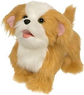 FurReal Friends Gogo's Walkin Puppies Figure (Tan And White)