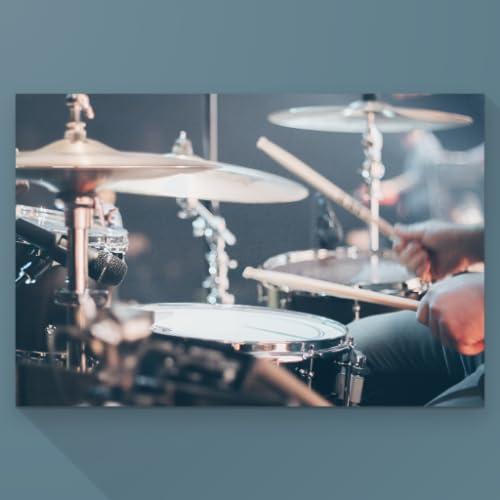 Simple Drum app only 2 MB